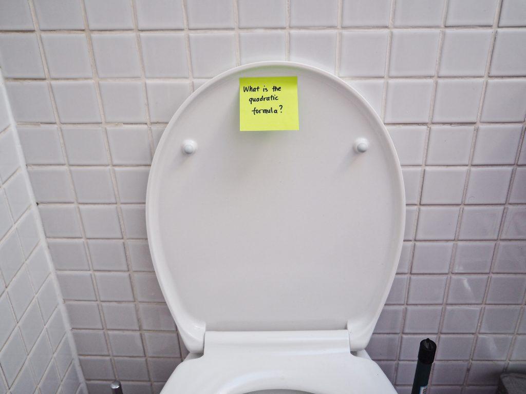 Power of sticky note
