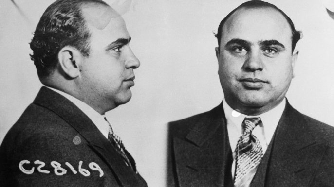 Al Capone - one of America's most notorious gangsters - He definitely wasn't paying self-employment tax as a tutor